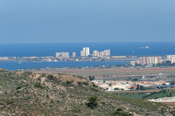 La Manga Strip