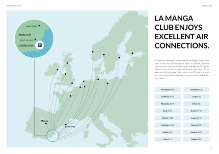 La Manga Club European Connections