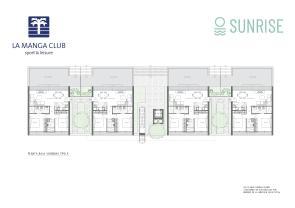 Sunrise Apartments La Manga Club Resort, Murcia Spain