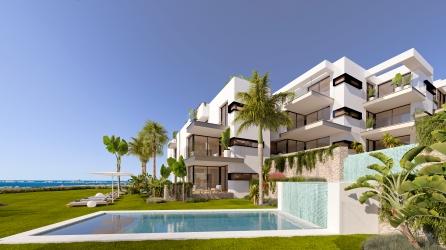 NEW Las Orquideas apartments La Manga Club
